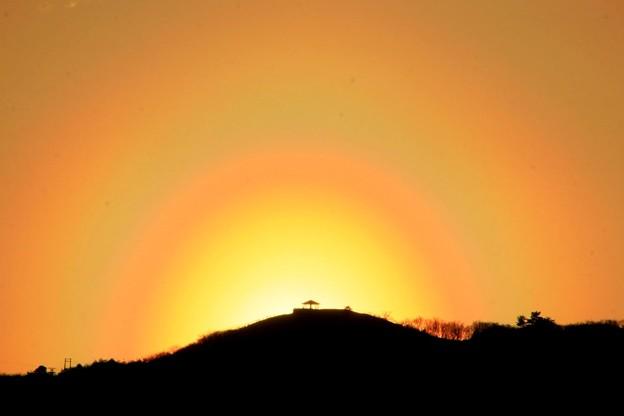 写真: 助川山 山頂