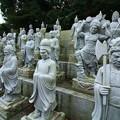 写真: 230 富士山瑞相殿 三十番神