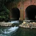 写真: 502 宮田川の眼鏡橋