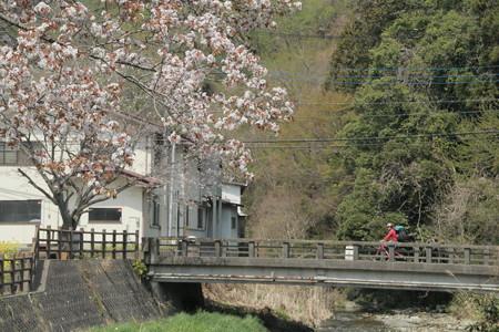 761 上諏訪橋 鮎川