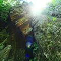 写真: 天岩戸 御岩山