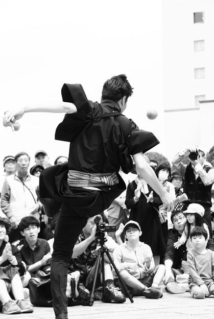 Photos: 伊藤佑介 ひたち国際大道芸