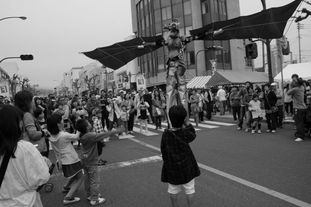 Photos: Nani-sole ひたち国際大道芸