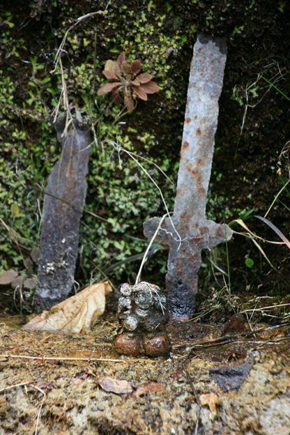 写真: 609 小豆洗不動尊の湧水