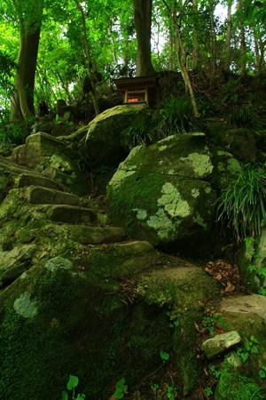 425 愛宕神社 御岩山