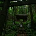 写真: 123 黒前神社 堅破山