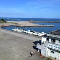 写真: 河原子漁港