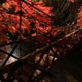中里の吊り橋