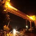 写真: 78 河原子歩道橋 昇開式可動橋