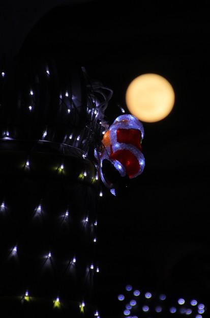 サンタを探せ Hitachi Starlight Illumination