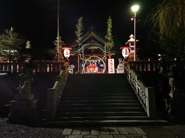 Photos: 神峰神社 初詣