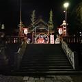 神峰神社 初詣