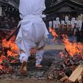 写真: 火渉祭 (ひわたり祭)加波山三枝祇神社