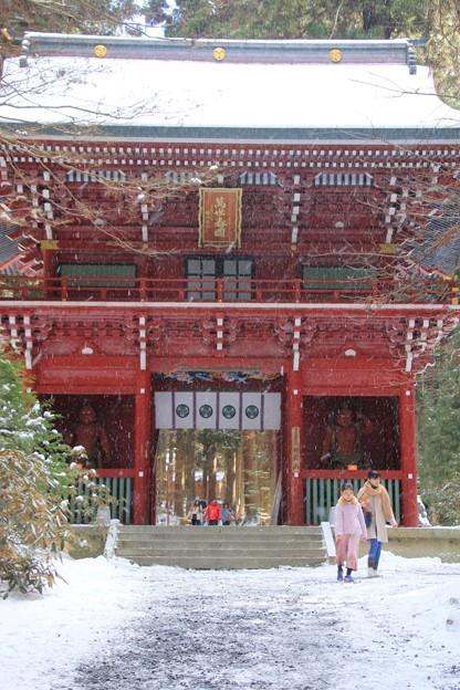 427 御岩神社 大仁王門