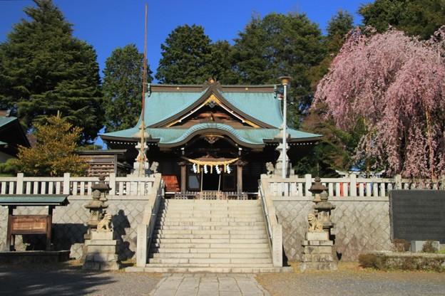 神峰神社 里の宮