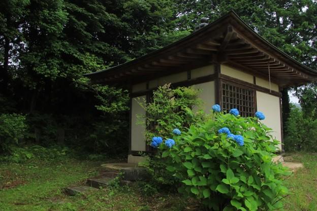 233 砂沢の阿弥陀堂