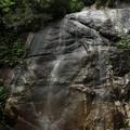 奈々久良の滝 上段