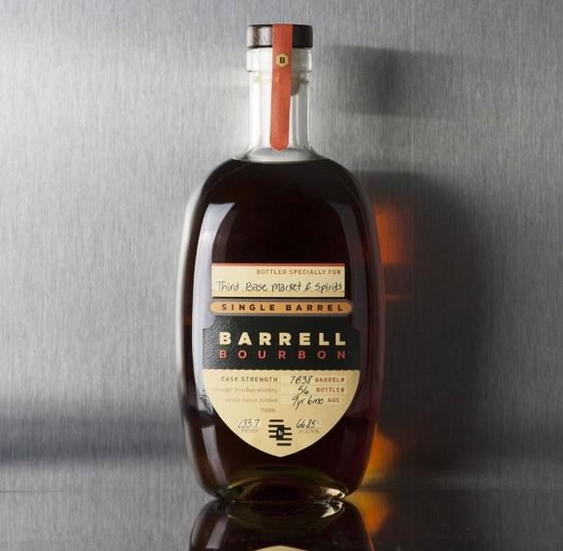 Photos: BARRELL BOURBON BARREL 7B38