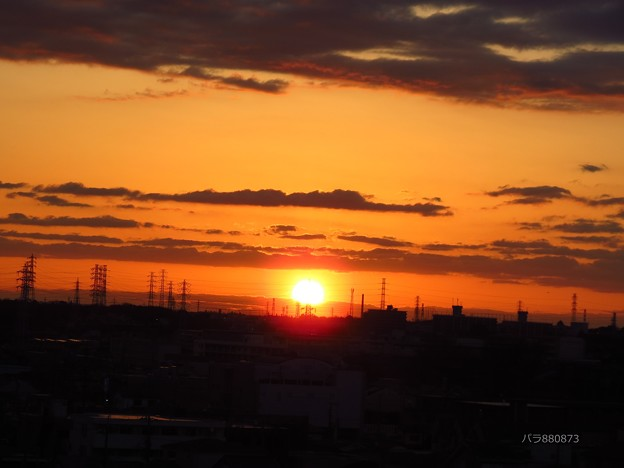 Photos: 3月12日の朝陽♪