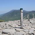 湯の丸山頂上(2,101m)