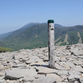 写真: 湯の丸山頂上(2,101m)