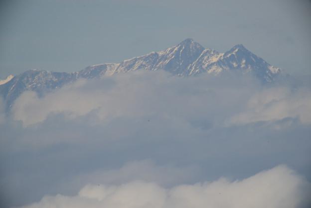 11月5日の鹿島槍ヶ岳