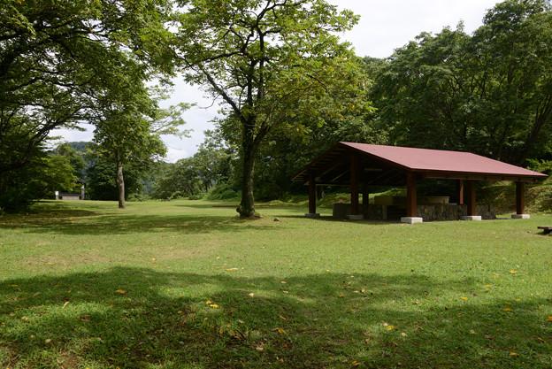 高浪池キャンプ場
