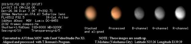 Photos: m190102tm