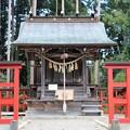 写真: 27.10.5多賀神社(多賀城市高崎)