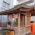 写真: 27.11.24野中神社