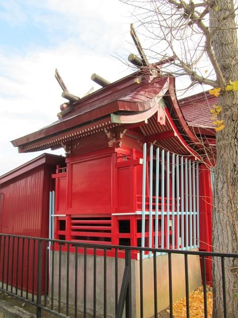 27.11.30鎌倉神社本殿