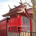 Photos: 27.11.30鎌倉神社本殿