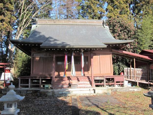 写真: 27.12.27伊豆佐比賣神社