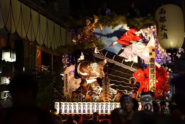 盛岡秋まつり パレード 180915 (6)