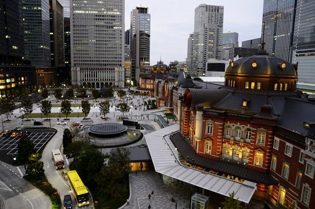 Photos: 東京駅丸の内 181013 (1500x994)
