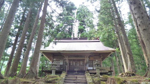 大内宿高倉神社