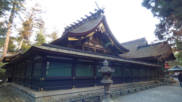 香取神宮拝本殿
