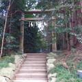 写真: 香取神宮奥宮
