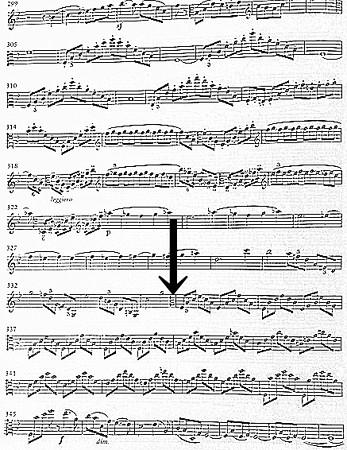 中野・江古田 バイオリン 個人レッスン ヴィオラ 吉瀬弥恵子 ワイズ音楽教室 暗譜が苦手な理由