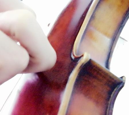 中野・江古田 バイオリン 個人レッスン ヴィオラ 吉瀬弥恵子 ワイズ音楽教室 調整に出す時