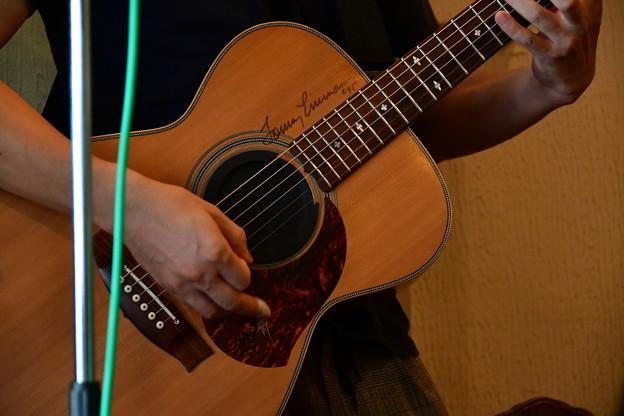 写真: ジャズギター