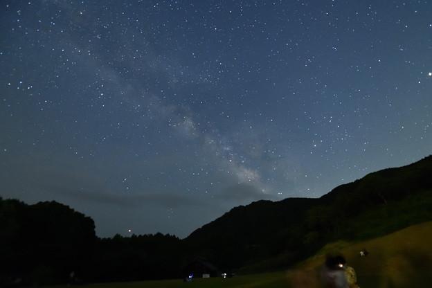 写真: 八女郡星野村の空1