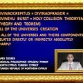 Photos: 4. PHILOSOPHER  EFRUZHU1  HOLY  COLLISION THEORYEM   INSTEAD OF BIG BANG THEORY
