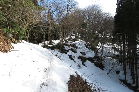 180307尖山の雪 2完