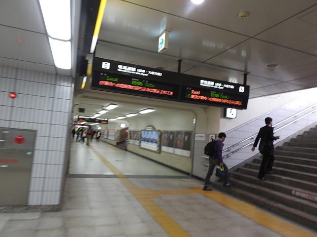 名古屋駅/ホーム下コンコース通路