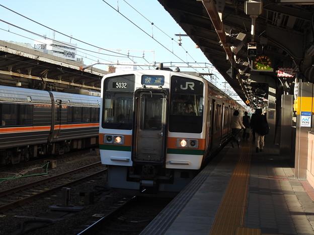 名古屋駅/中央線ホーム