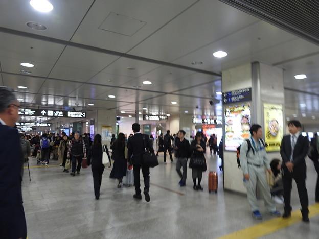 名古屋駅/駅構内コンコース