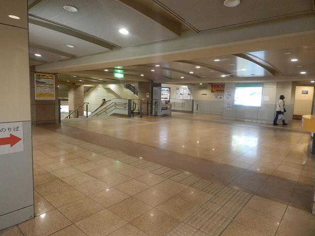 坂出駅/階下コンコース