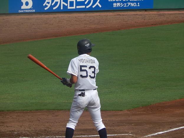 吉田雄人/オリックス・バファローズ/2015