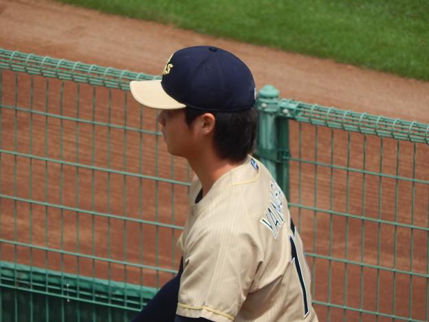 山崎福也/オリックス・バファローズ/2015